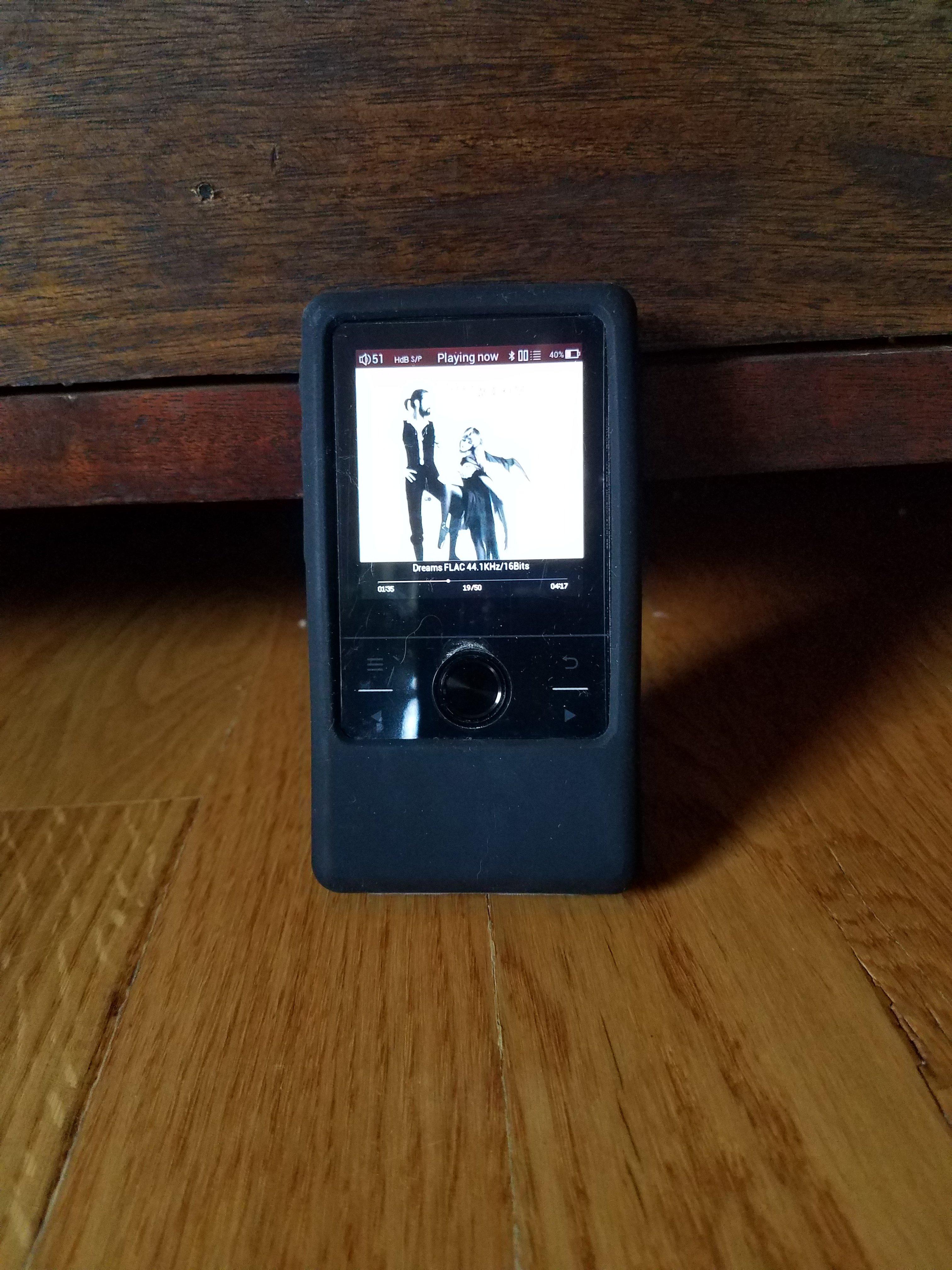 Cayin N3 DAP, Master Quality Digital Audio Player (Black
