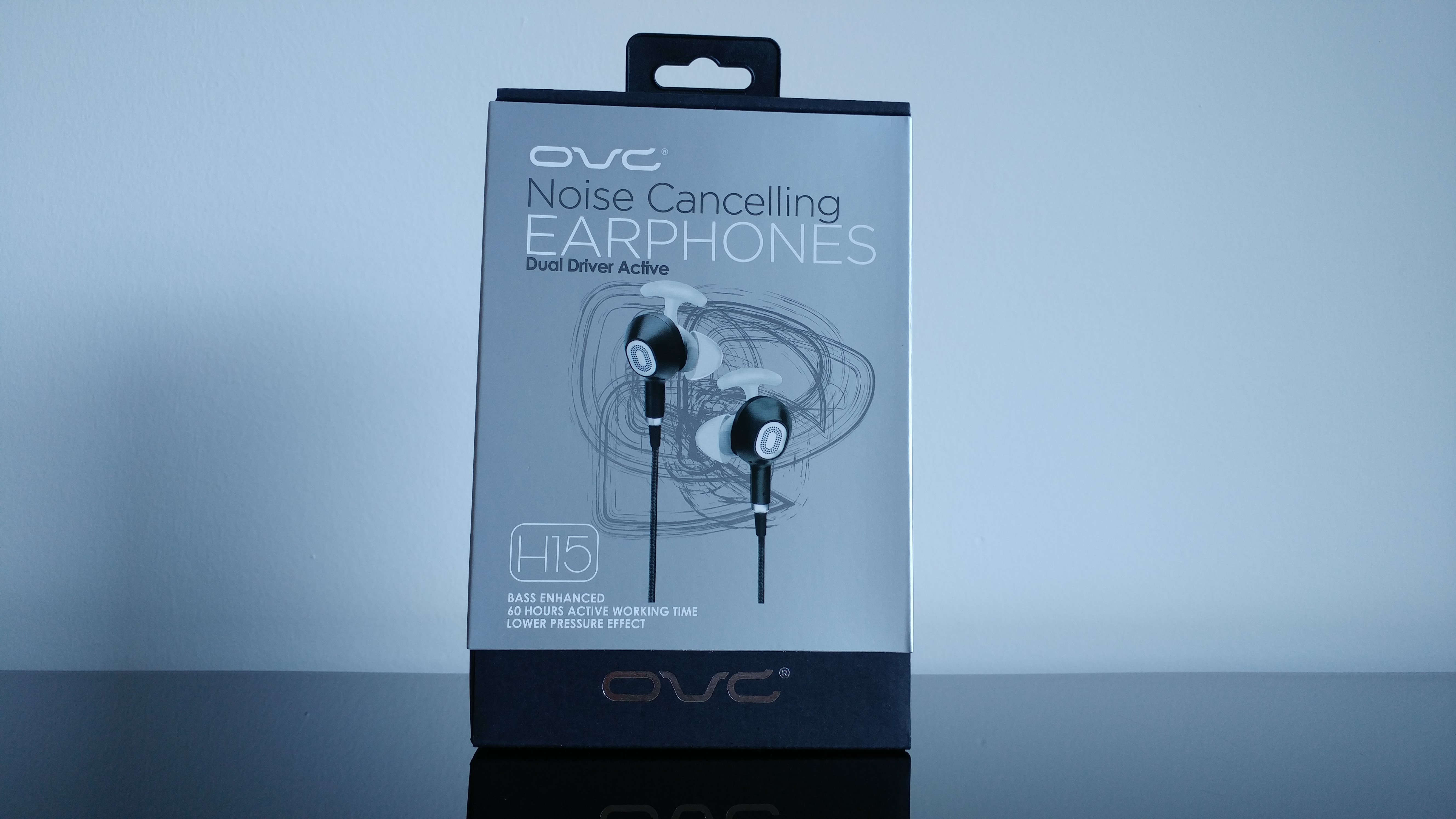 05cba373708 OVC H15 Active Noise Cancelling Earphones | Reviews | Headphone ...