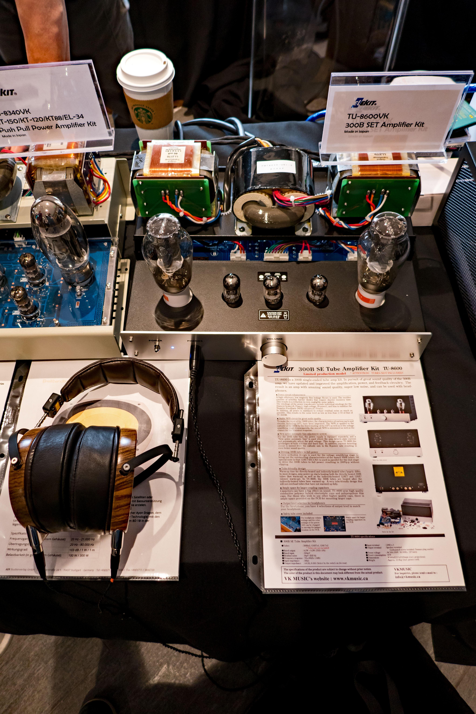 Elekit TU-8200 DX Headphone/Speaker Amp Review