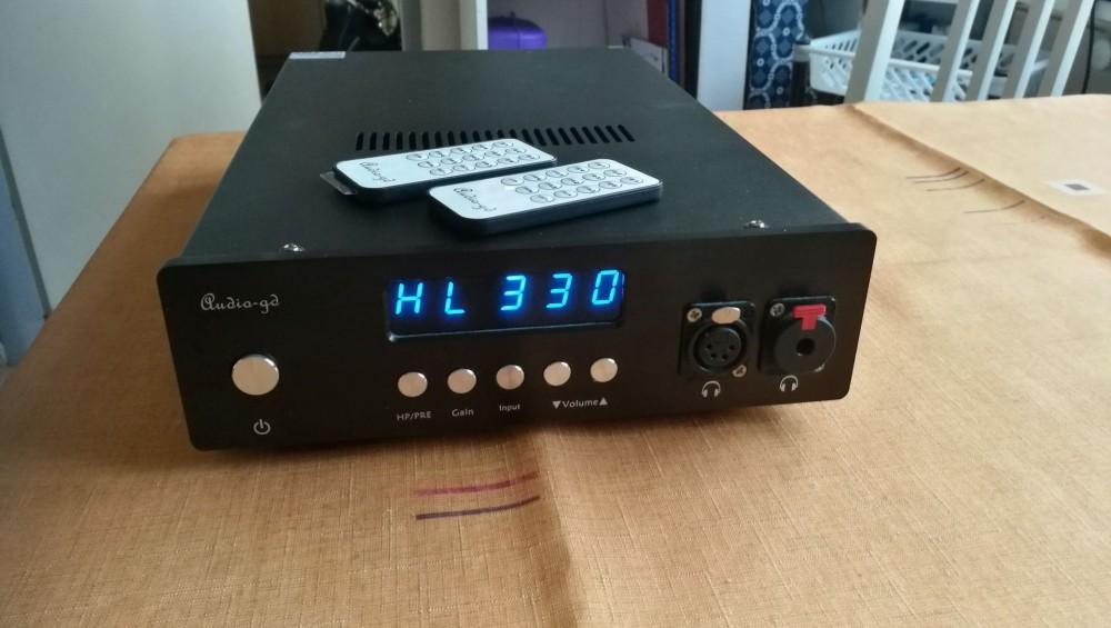 FS/FT: Audio-GD SA-31SE (230V, price drop) | Headphone
