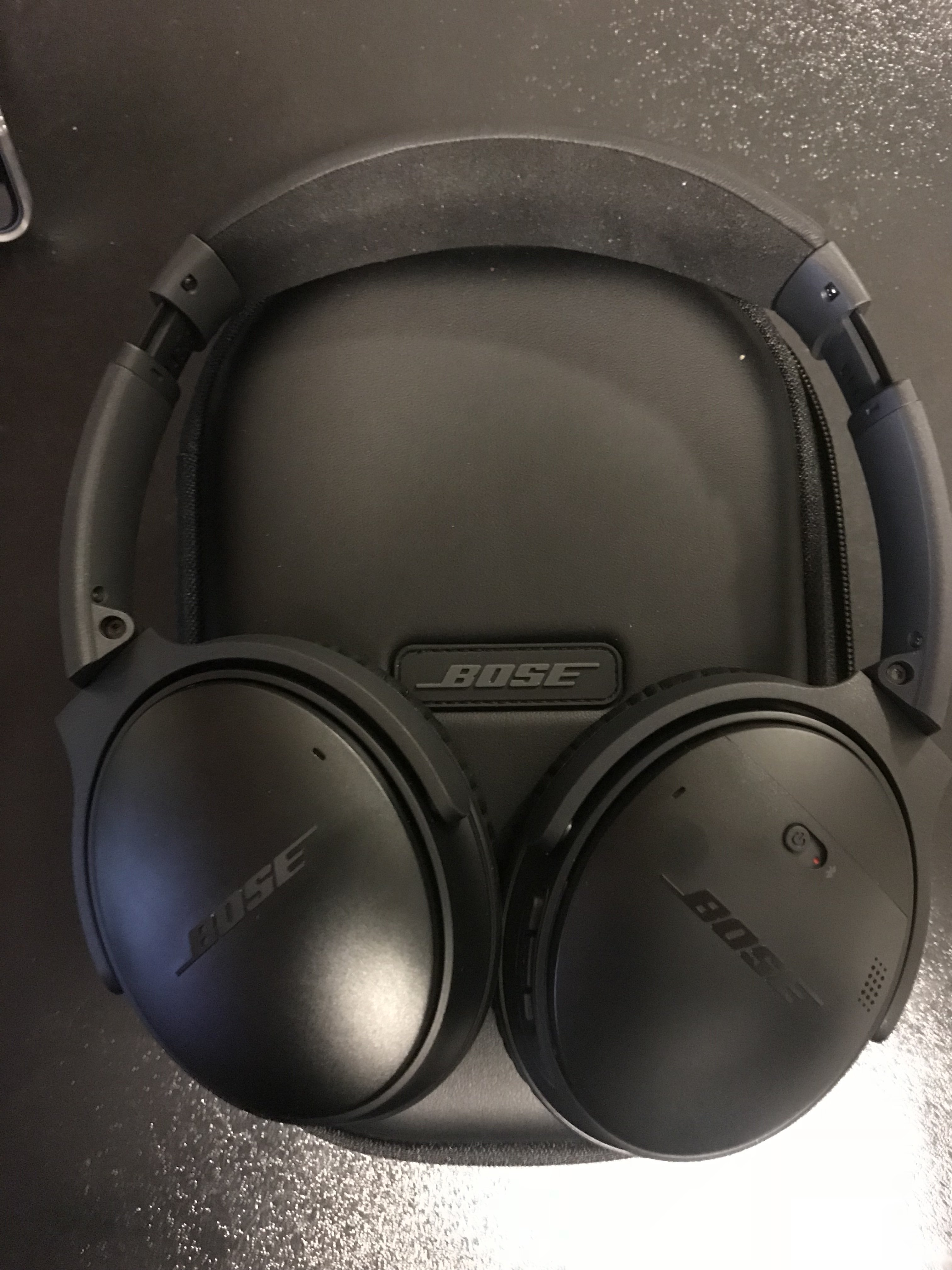 9838b913c9c SOLD) For Sale Bose QuietComfort 35 | Headphone Reviews and ...
