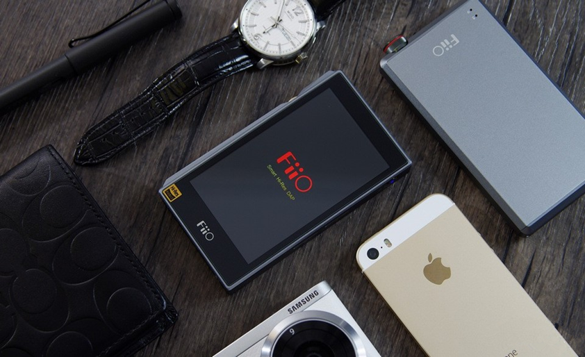 what's the latest firmware for fiio x5 gen 3