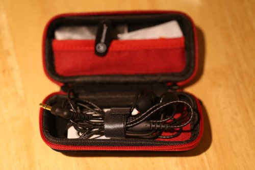 B150 B100 Metal Aluminum Earphone Case Bag Box for BRAINWAVZ B2