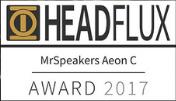 HeadFlux AEON C Award.png