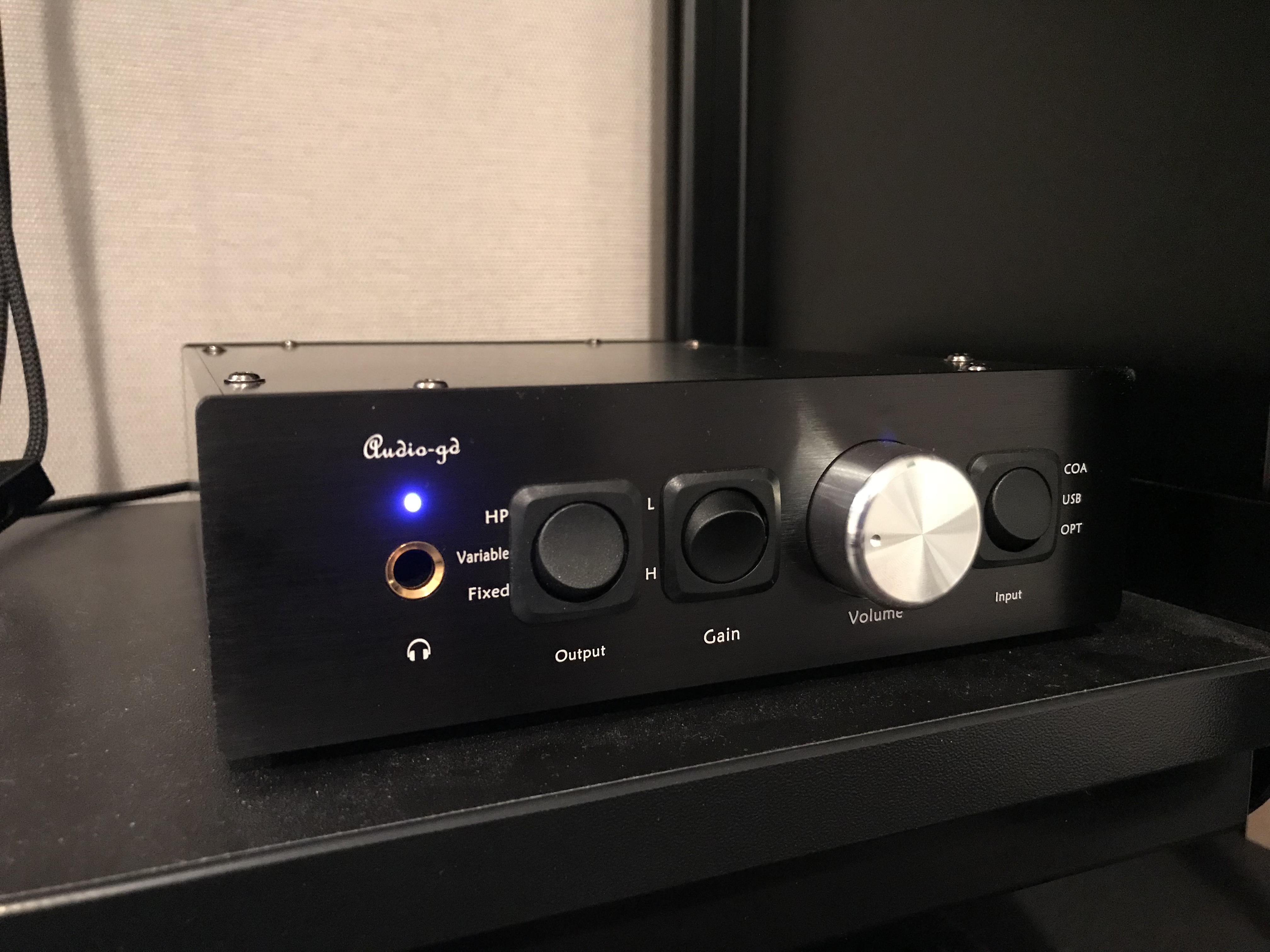 SOLD: Audio-gd R2R 11 Dac/Amp | Headphone Reviews and