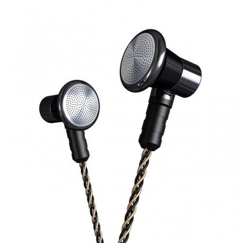 BGVP DX3 Graphene Earphone/ Earbud with MMCX Detachable Cable