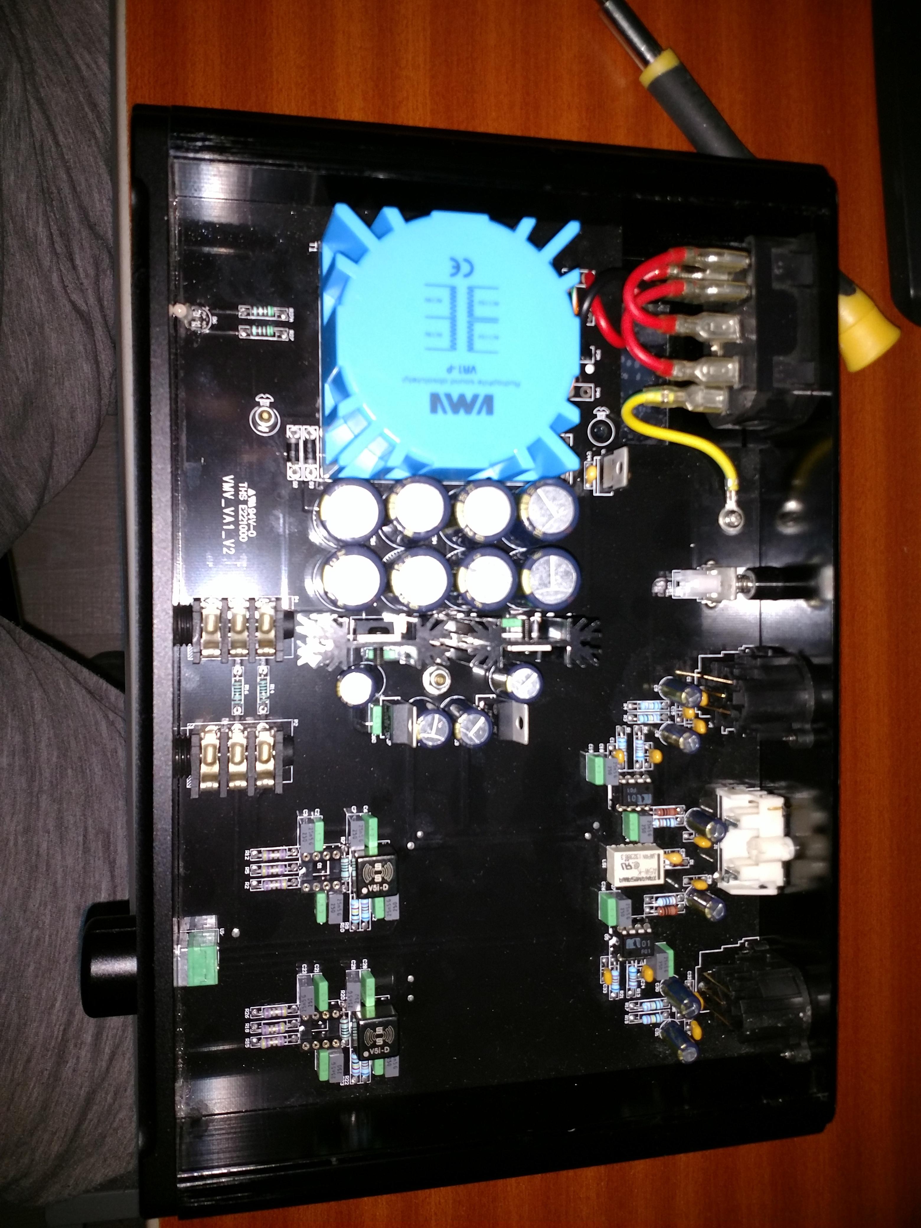 Burson Audio Supreme Sound Opamp V5i Reviews Page 3 Headphone Powerful Amplifier Using Opa134 Img 20180201 192040645