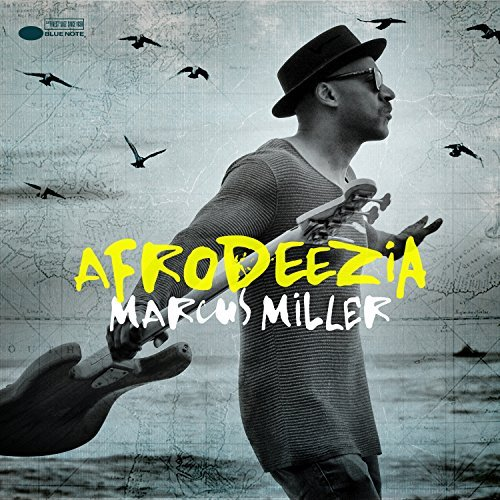 Marcus Miller - Marcus Miller - Afrodeezia.jpg
