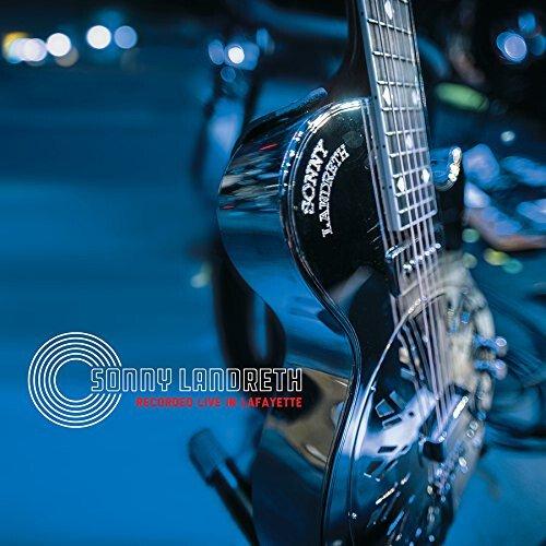Sonny Landeth - Recorded Live in Lafayette - Disc 2_electric.jpg