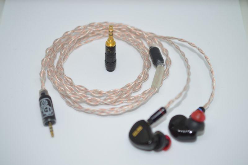 EarSonics S-EM6V2 in-ear monitors   Reviews   Headphone Reviews and ...