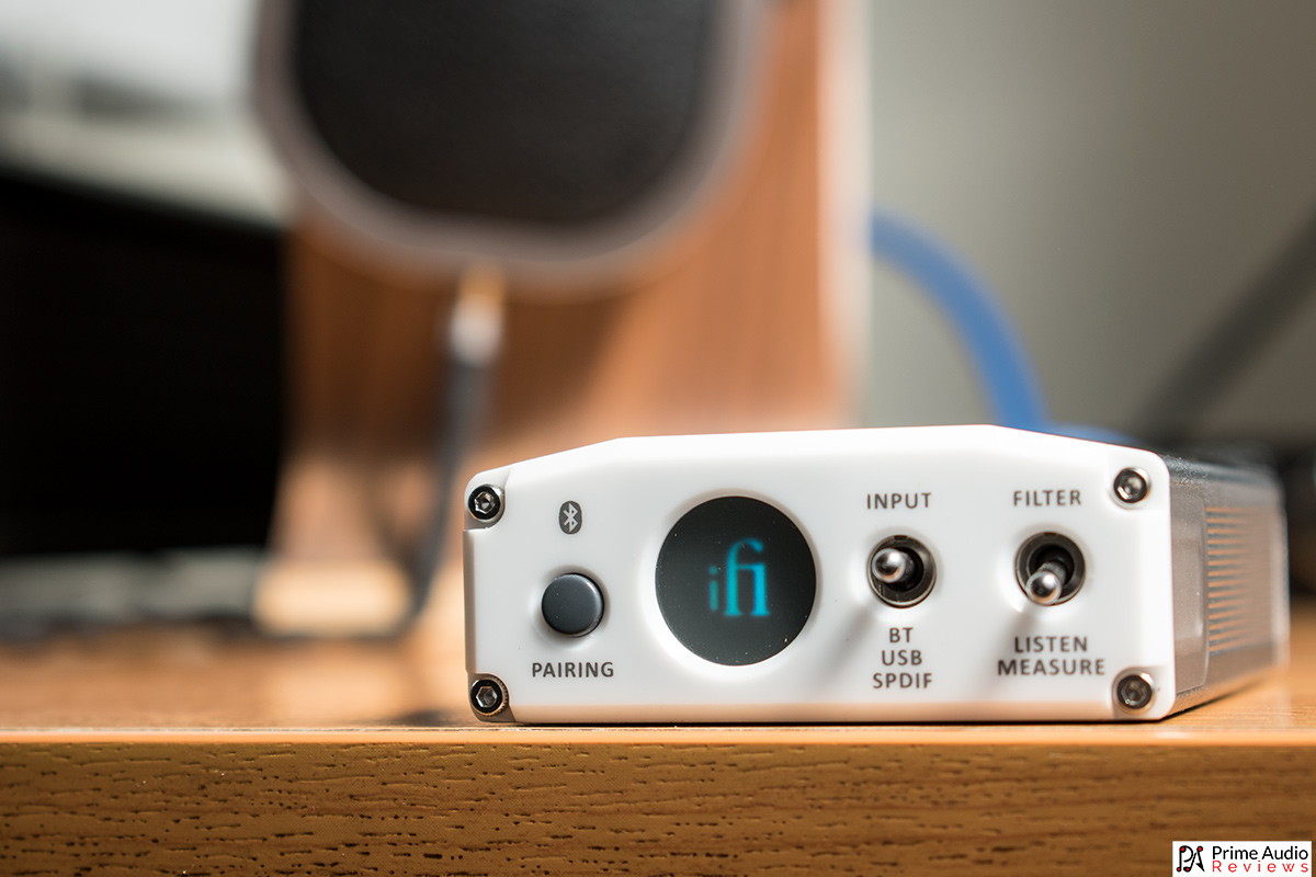 Ifi Audio Nano Ione Reviews Headphone And Discussion S Pdif Monitor If You Havent Heard Of Yet Then Youre Probably Fairly New To The World Personal Either That Or Youve Been Living Under A Rock For