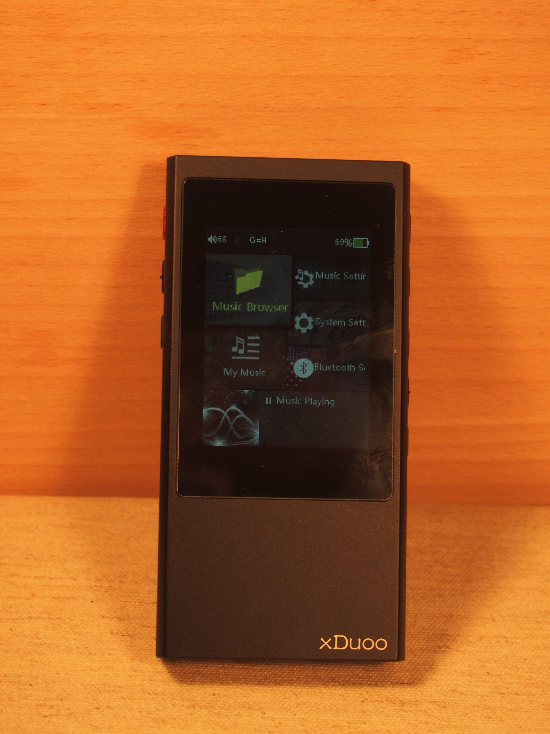 Xduoo X20 High Fidelity Lossless Music Dsd Hifi Mp3 Player Dap Support Apt-x Aptx Bluetooth 4.1 Xduoo X3 X10 Nano D3 Xduoo X3ii Products Hot Sale Hifi Devices