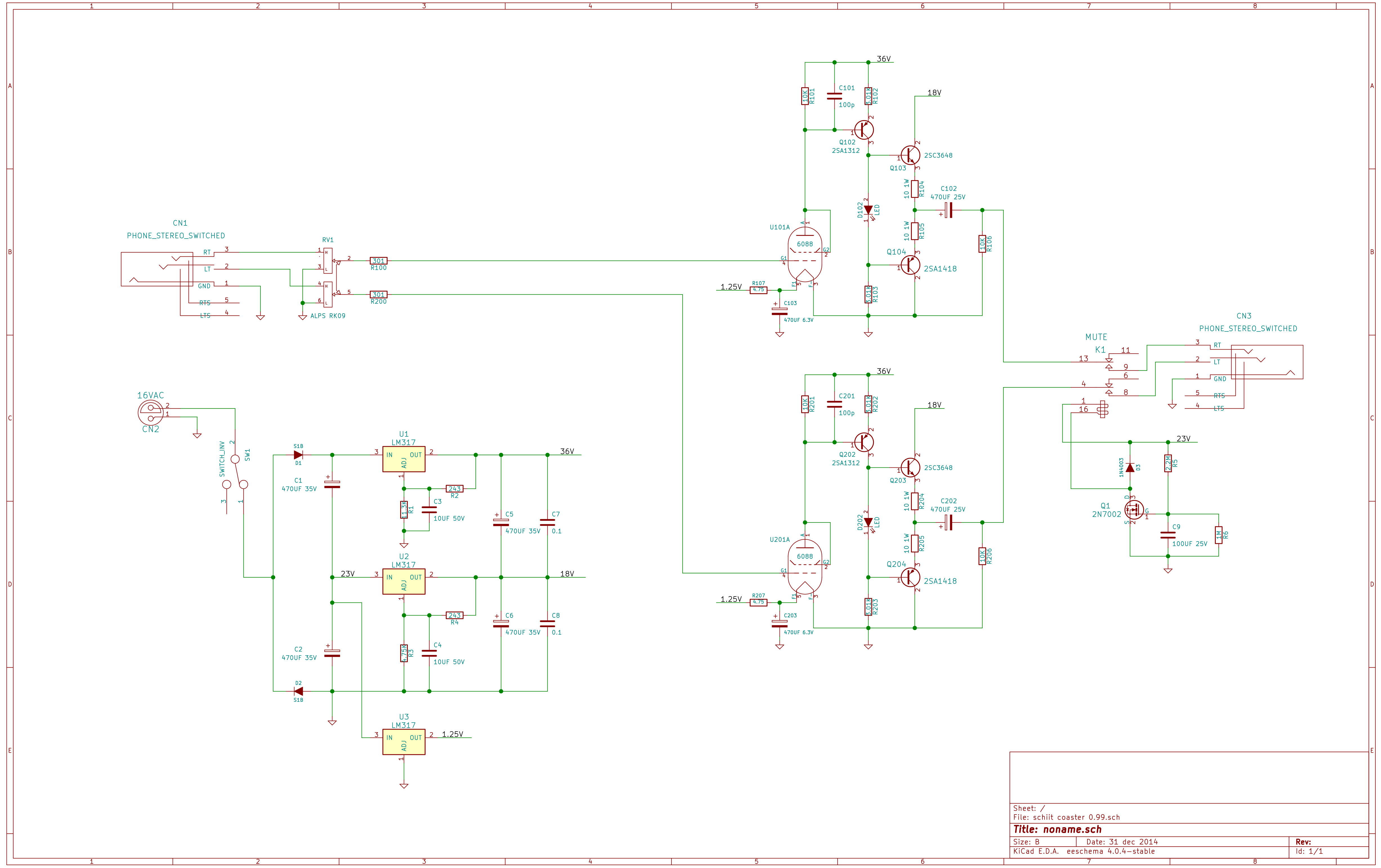 Unofficial Schiit Diy Coaster Amp Page 6 Headphone Reviews And Bwd Voltage Regulator Wiring Diagram 099 Complete