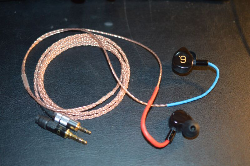 EarSonics S-EM6V2 in-ear monitors | Reviews | Headphone Reviews and ...
