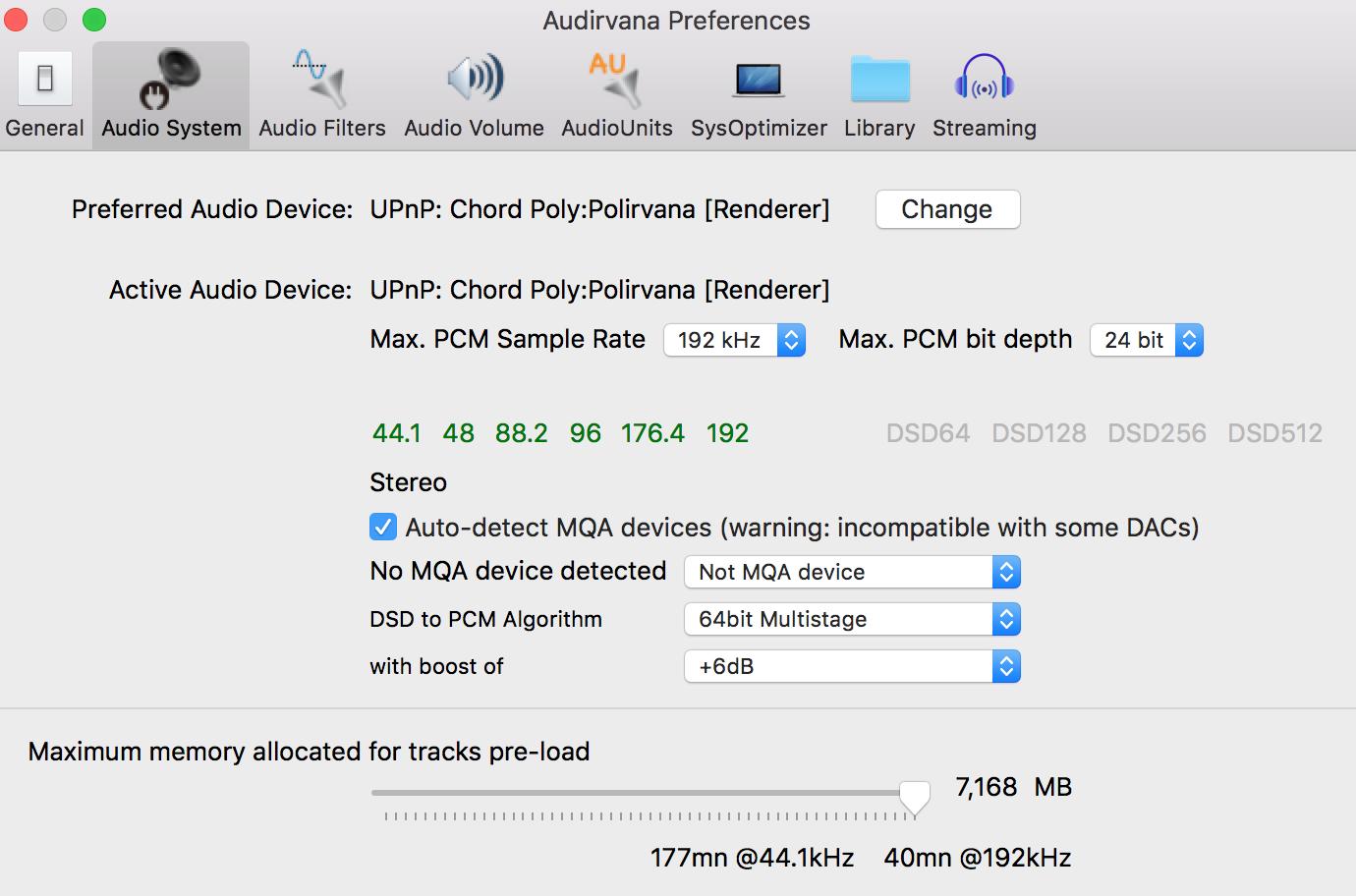 Chord Electronics ☆ Poly ☆ (wireless & microSD module for Mojo