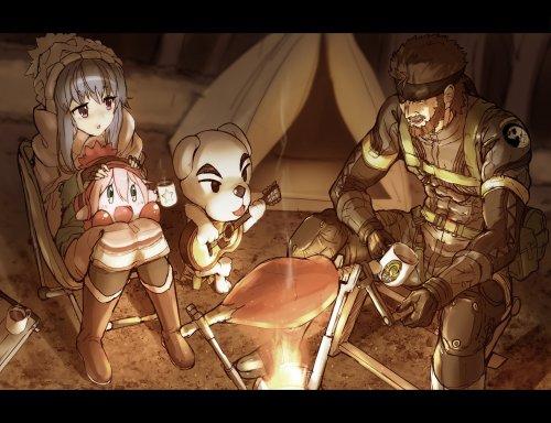 doubutsu-no-mori-Kirby-Игры-Metal-Gear-Solid-4367914.jpeg