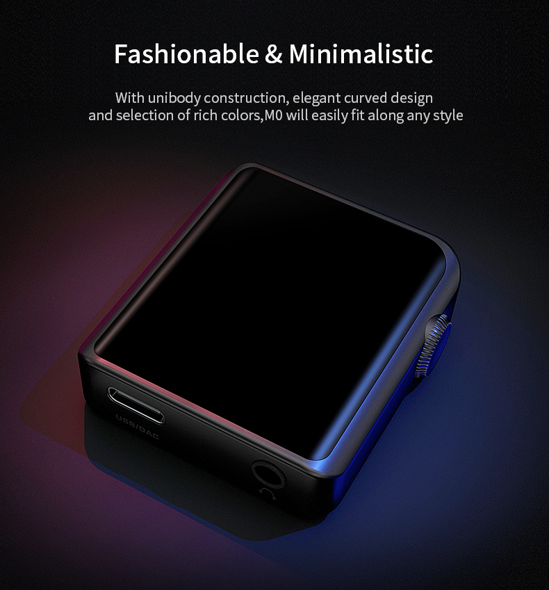 Mini Reproductor Xiaomi Shanling M0