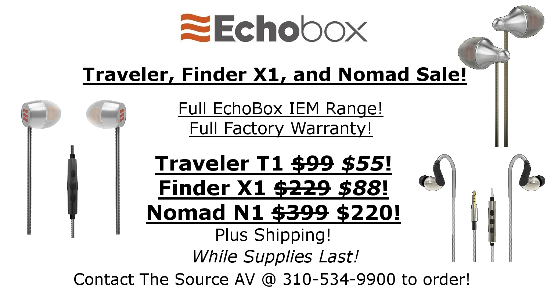 EchoBox Blowout!