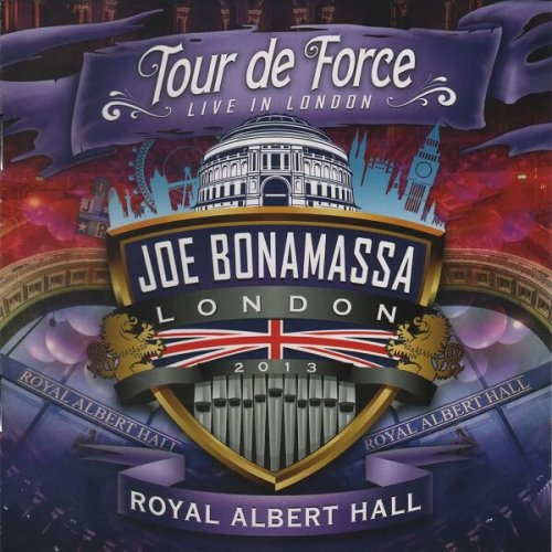 Joe Bonamassa - Tour De Force_ Royal Albert Hall Disc 1.jpg
