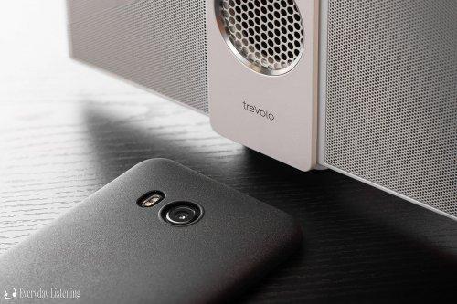 BenQ treVolo S - World's Smallest Bluetooth Electrostatic Speaker