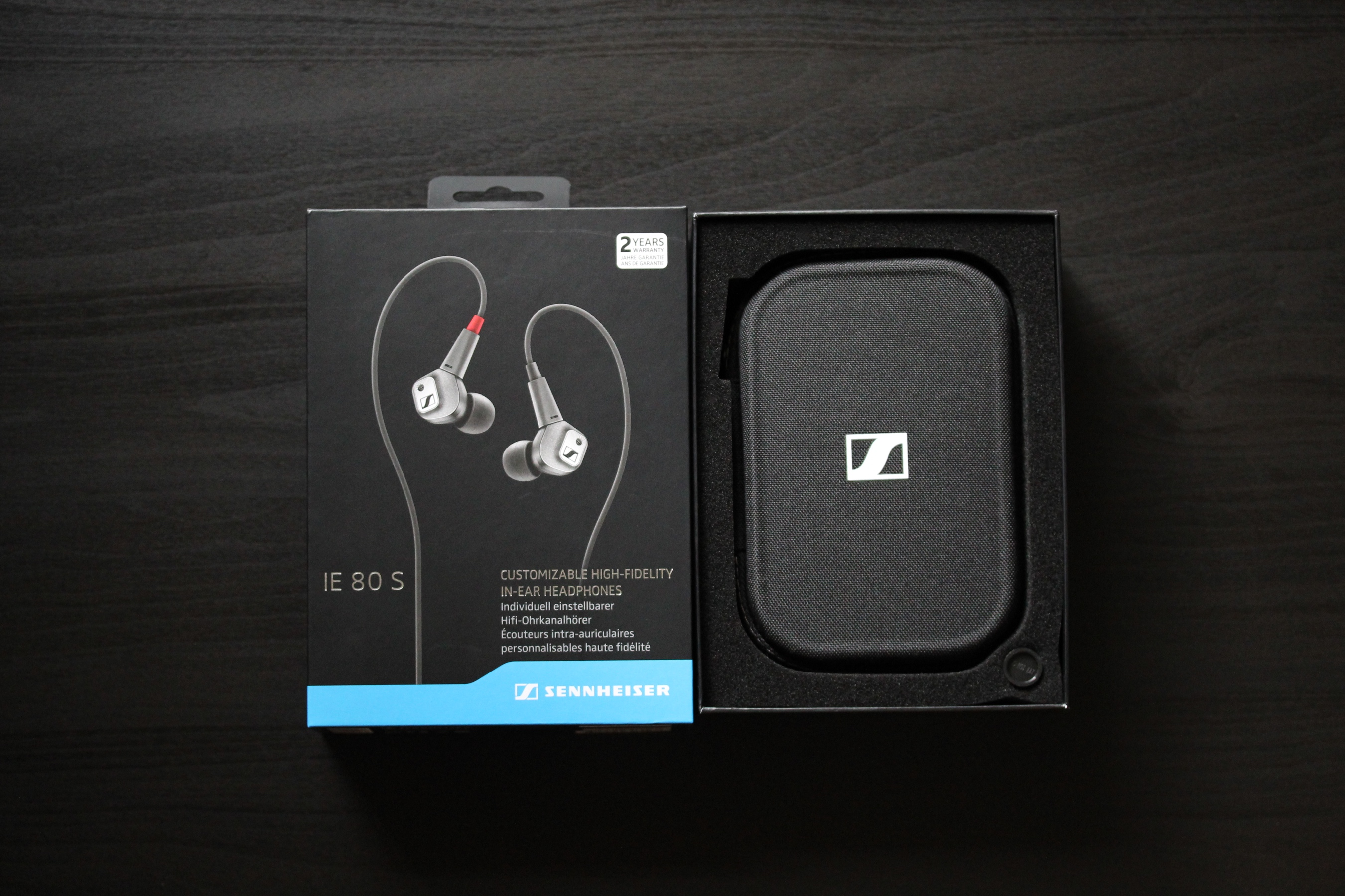 Sennheiser Ie 80 S Reviews Headphone Reviews And Discussion