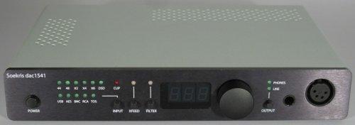 Soekris Dac 1541  High End Discrete R-2R Sign Magnitude DAC HeadAmp