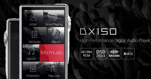 iBasso Audio DX150