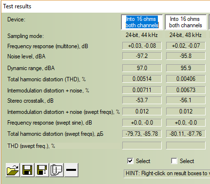 RMAA results, into 16 ohms, both channels.PNG