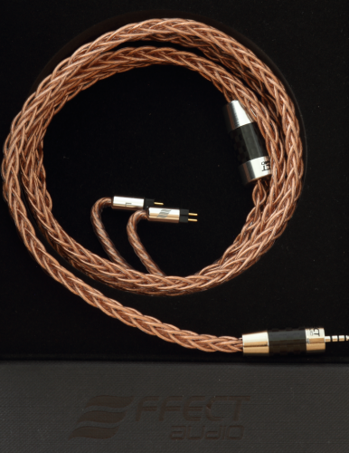 Effect Audio Ares II 8-wire