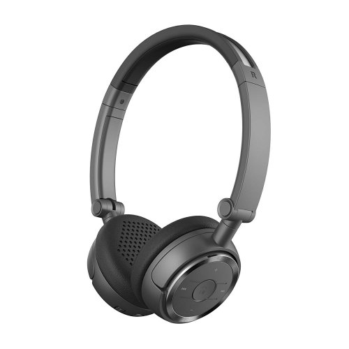 Edifier W675BT On-ear Bluetooth v4.1 Headphones Foldable with NFC Connect 40mm Drivers