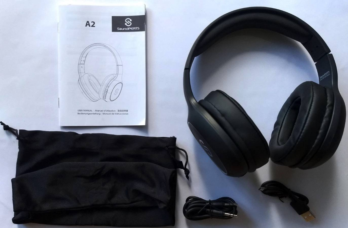 Soundpeats A2 Bluetooth Headphones Headphone Reviews And Discussion Head Fi Org