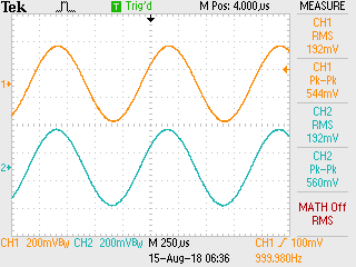 Normal, 16-ohm load, -13 dB.png