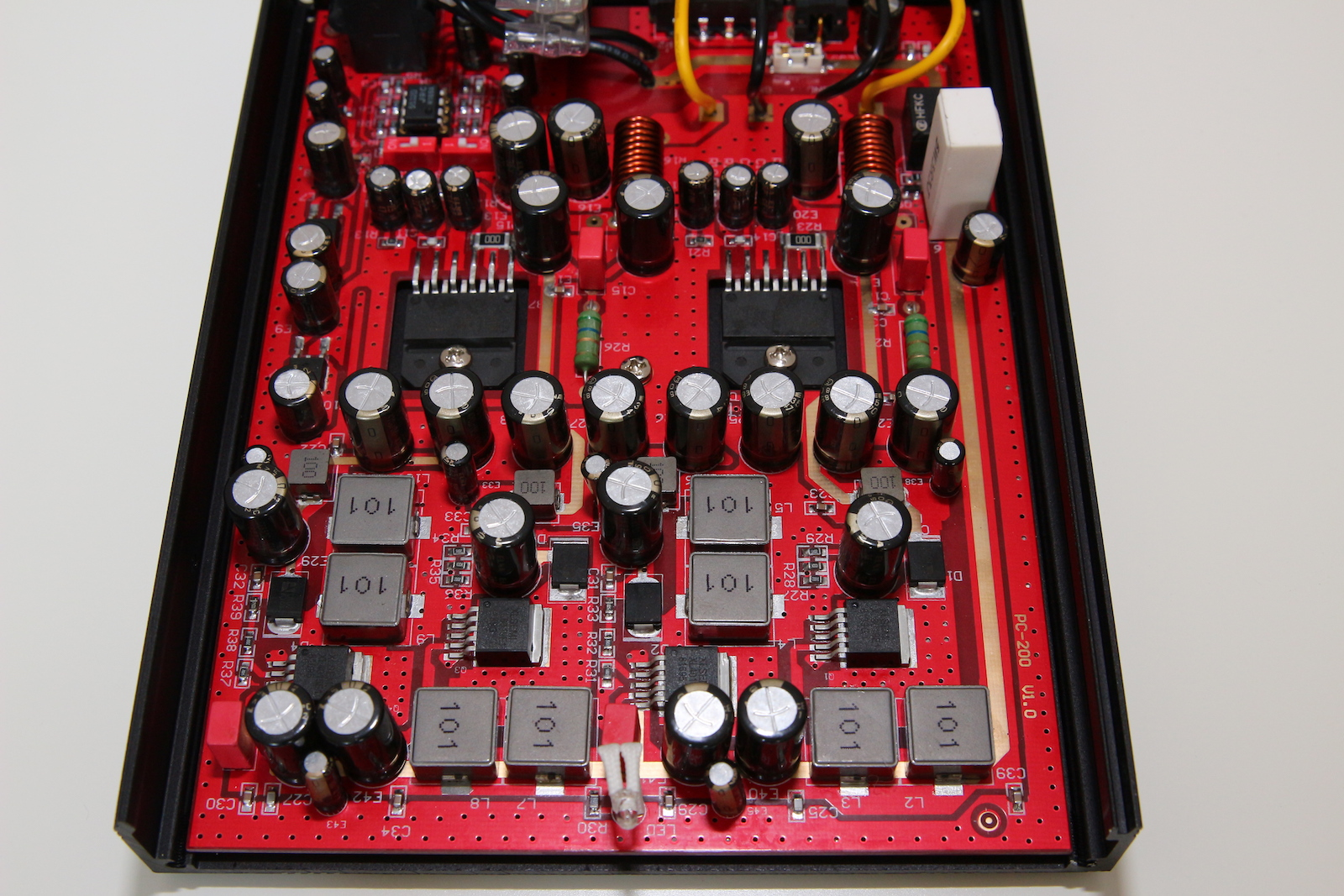 Burson Audio Bang Reviews Headphone And Discussion Circuit Diagram Knowledge 2x40w Two Channel Class Ab Power Img 7969 Performance