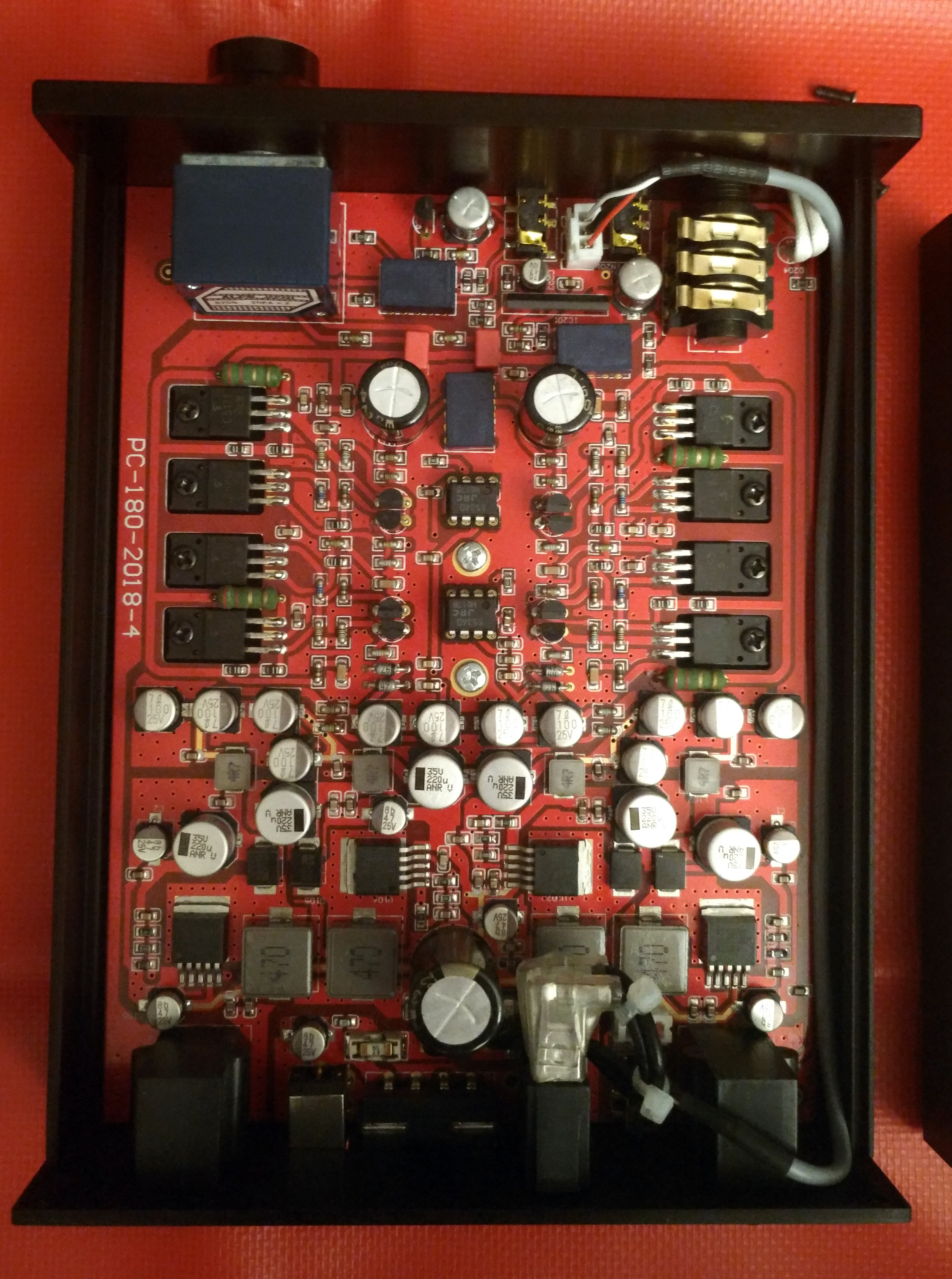 Burson Audio Fun Reviews Headphone And Discussion Head Circuit S1 Is Working But No Sound Came Out When The Signal To 03