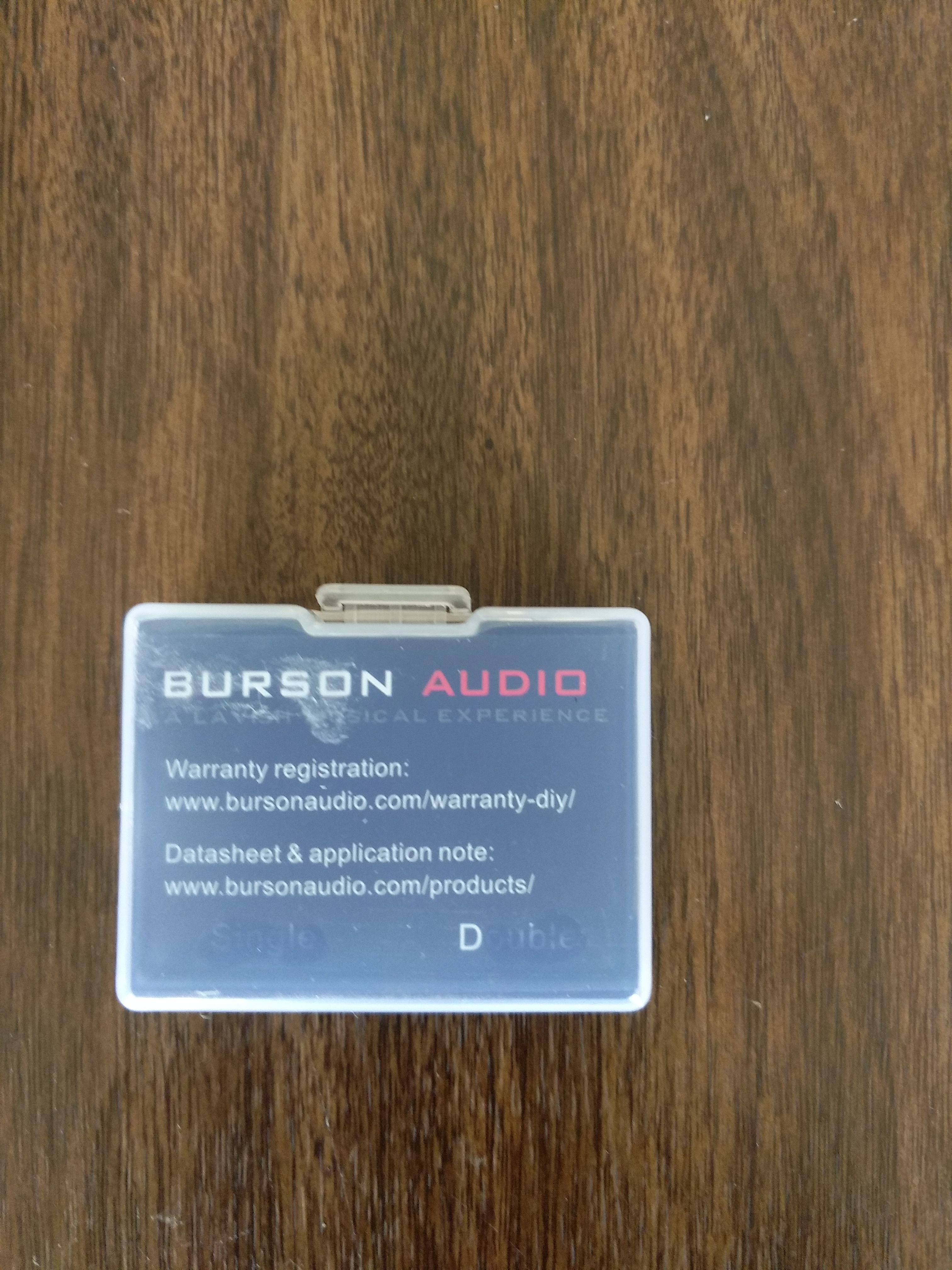 Burson Audio Supreme Sound Opamp V5i Reviews Headphone Op Amp How To Disable A Single In Dual Packaging Is Famous For Its Discrete V4 And V5 Amps But Many Applications Cannot Accommodate Them Due Their Larger Size