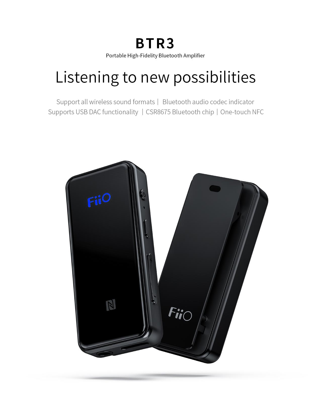 304118a7dd8 FiiO BTR3 | Headphone Reviews and Discussion - Head-Fi.org