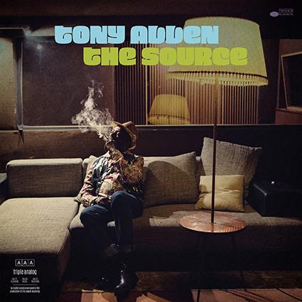 Tony Allen - Tony Allen - The Source.jpg