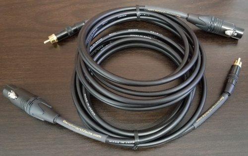 CANARE-BENCHMARK XLR TO RCA CABLE 9 FEET 1.jpg