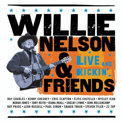 Willie Nelson - Live and Kickin'.jpg