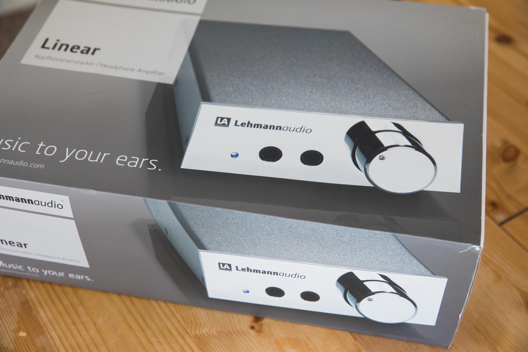 SOLD Lehmann Linear Headphone Amplifier | Headphone Reviews and