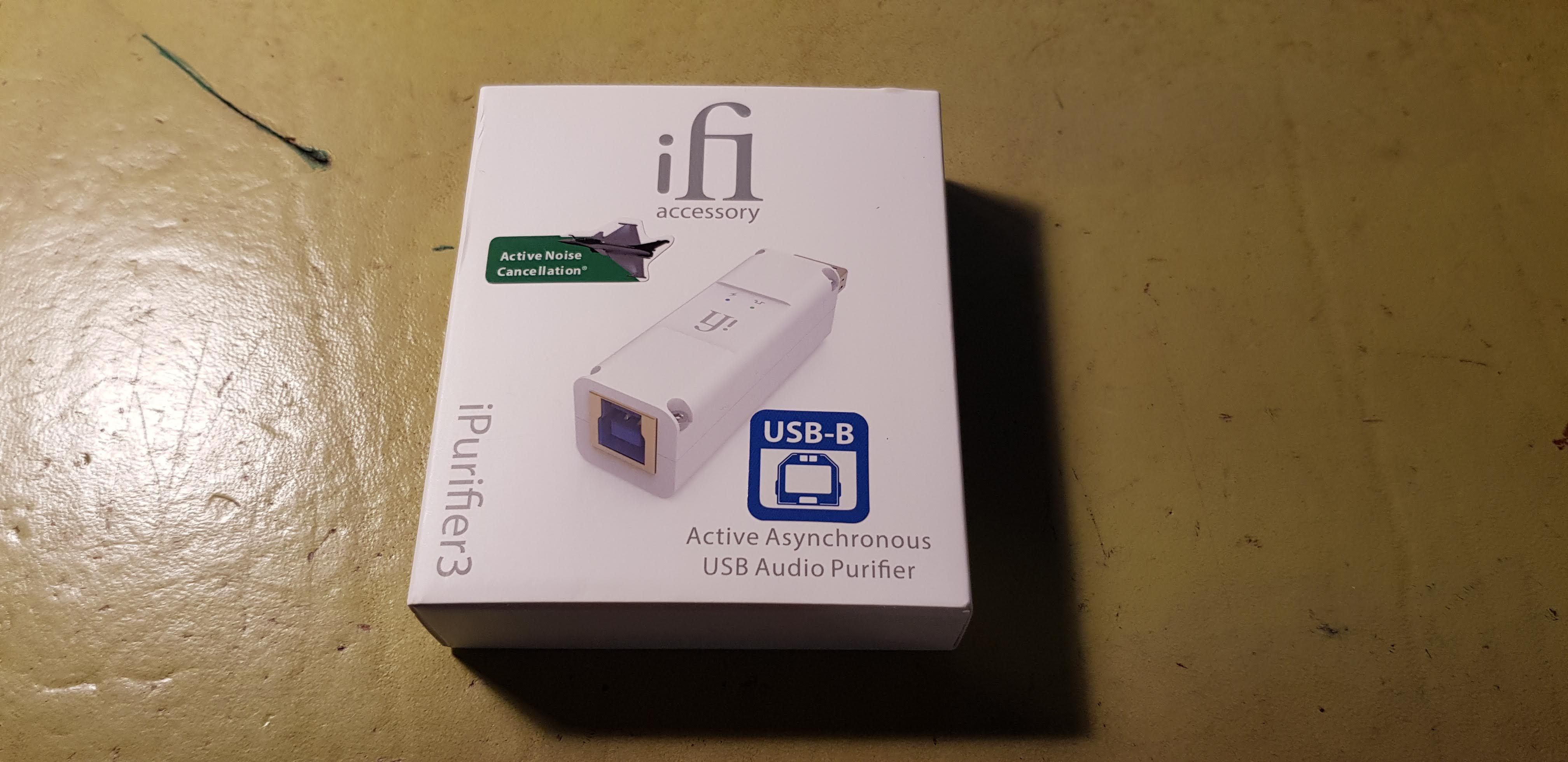 iFi iPurifier 3 0 | Reviews | Headphone Reviews and