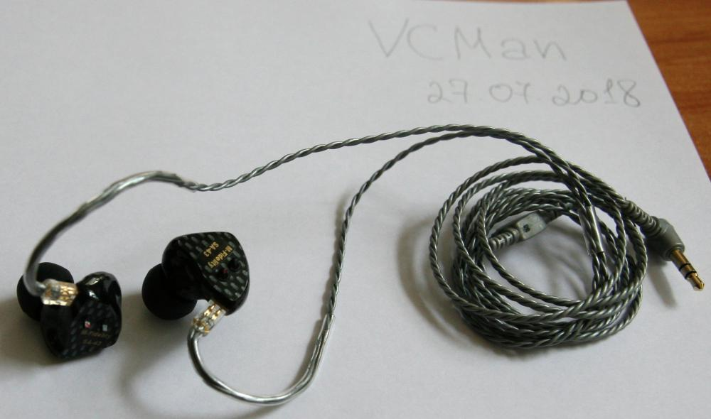 M-Fidelity SA-43 (universal fit) | Headphone Reviews and
