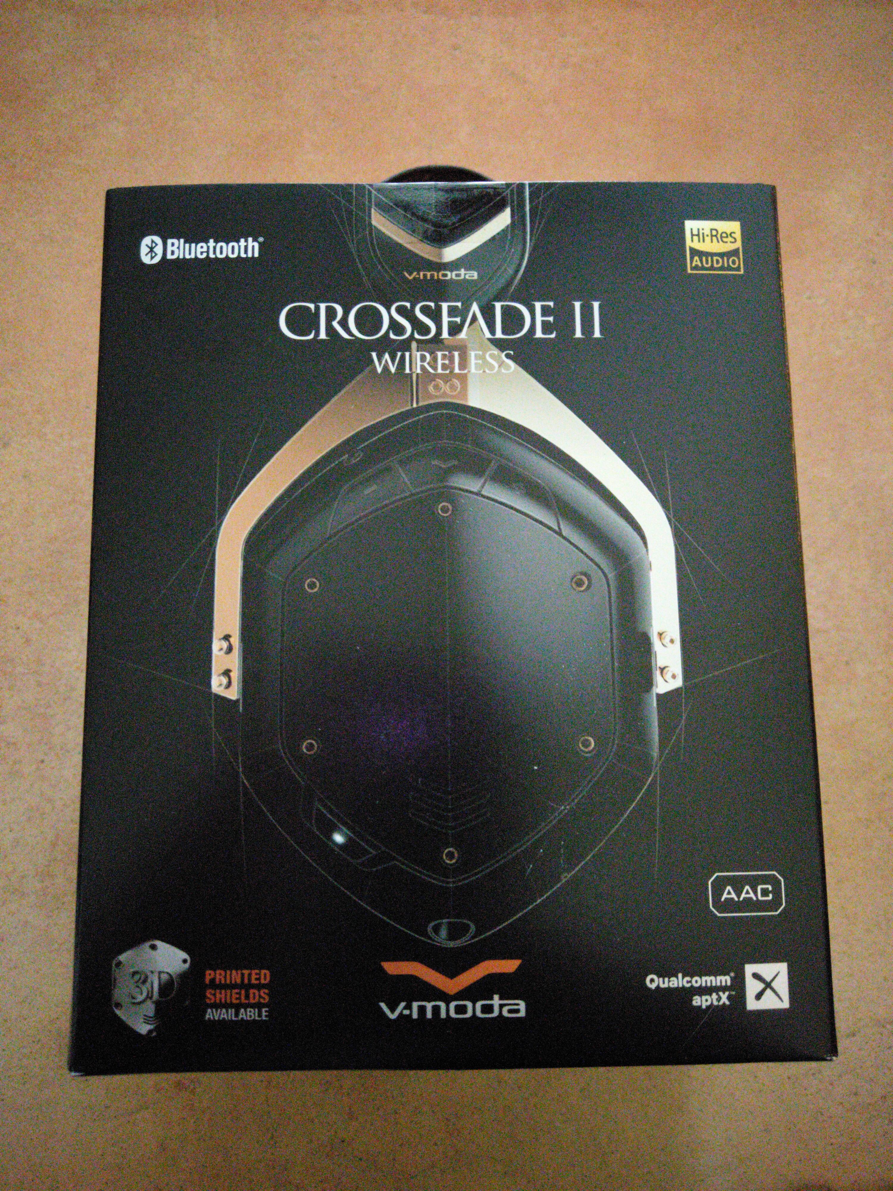 V-MODA Crossfade 2 Wireless Codex Edition | Reviews | Headphone