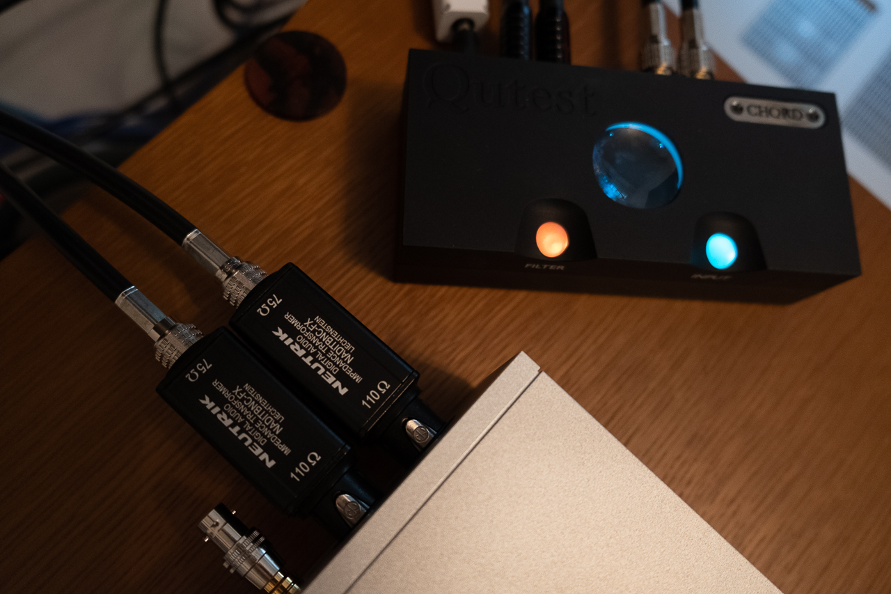 Chord Electronics Qutest DAC - Official Thread | Page 188