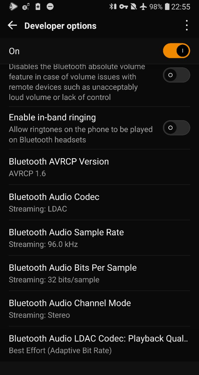 Music Apps, Tips and Tricks for the LG V30 | Page 30 | Headphone