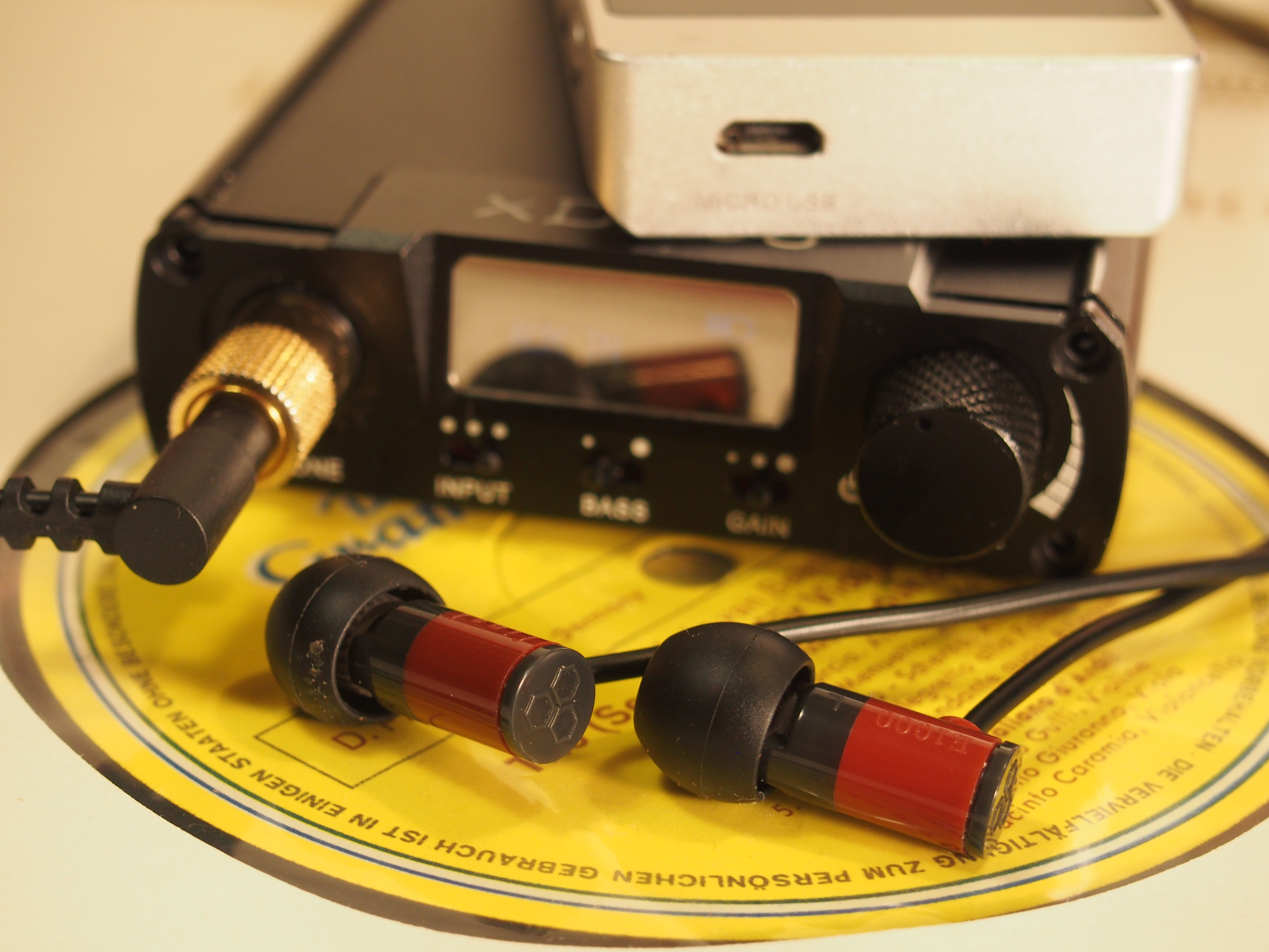 FINAL AUDIO DESIGN E1000: When Budget price meet Audiophile