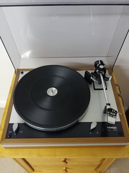 For Sale: Thorens TD-160 Turntable   Headphone Reviews and