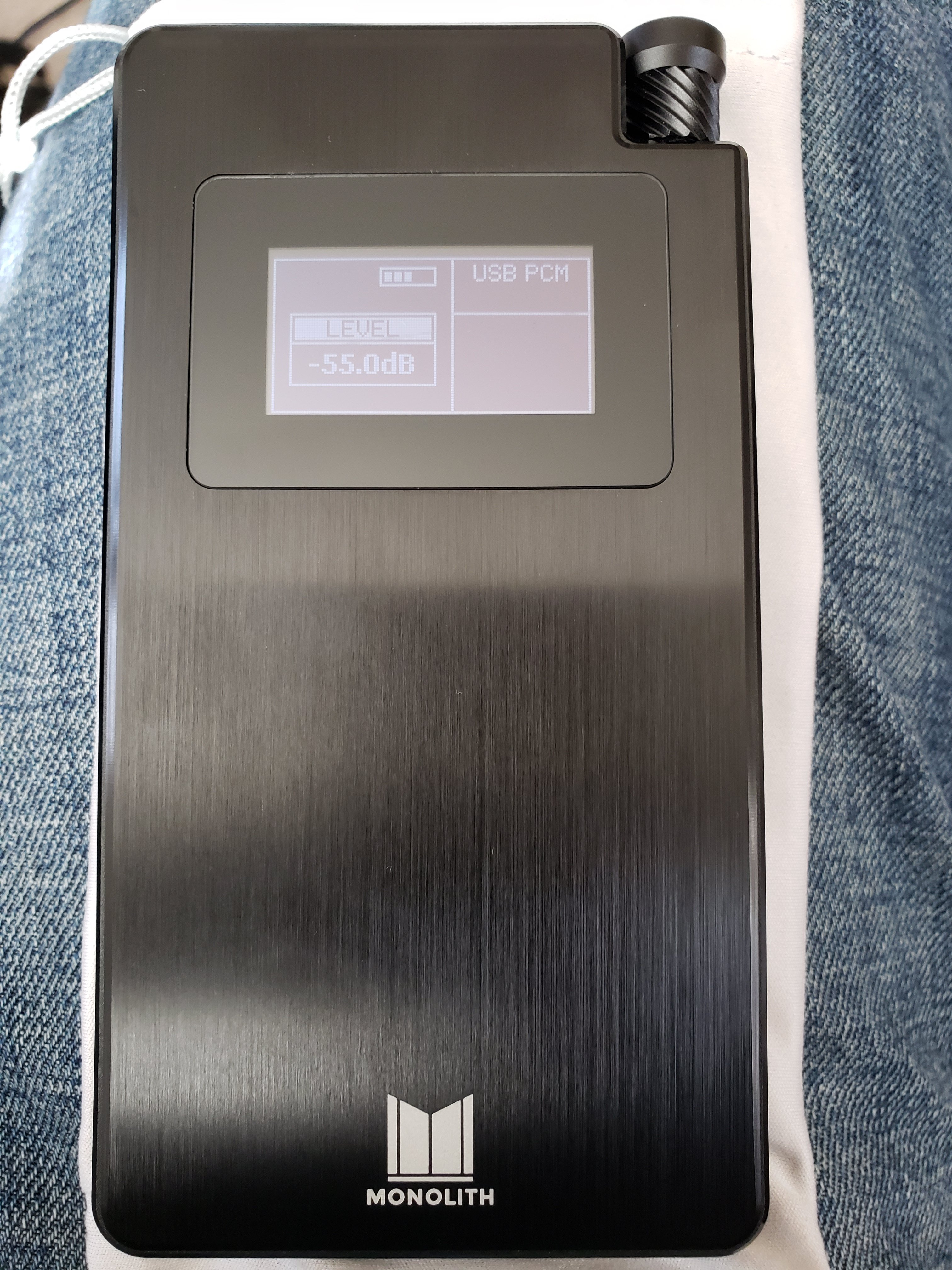 SOLD: Monoprice Portable THX AK4493 dac amp | Headphone