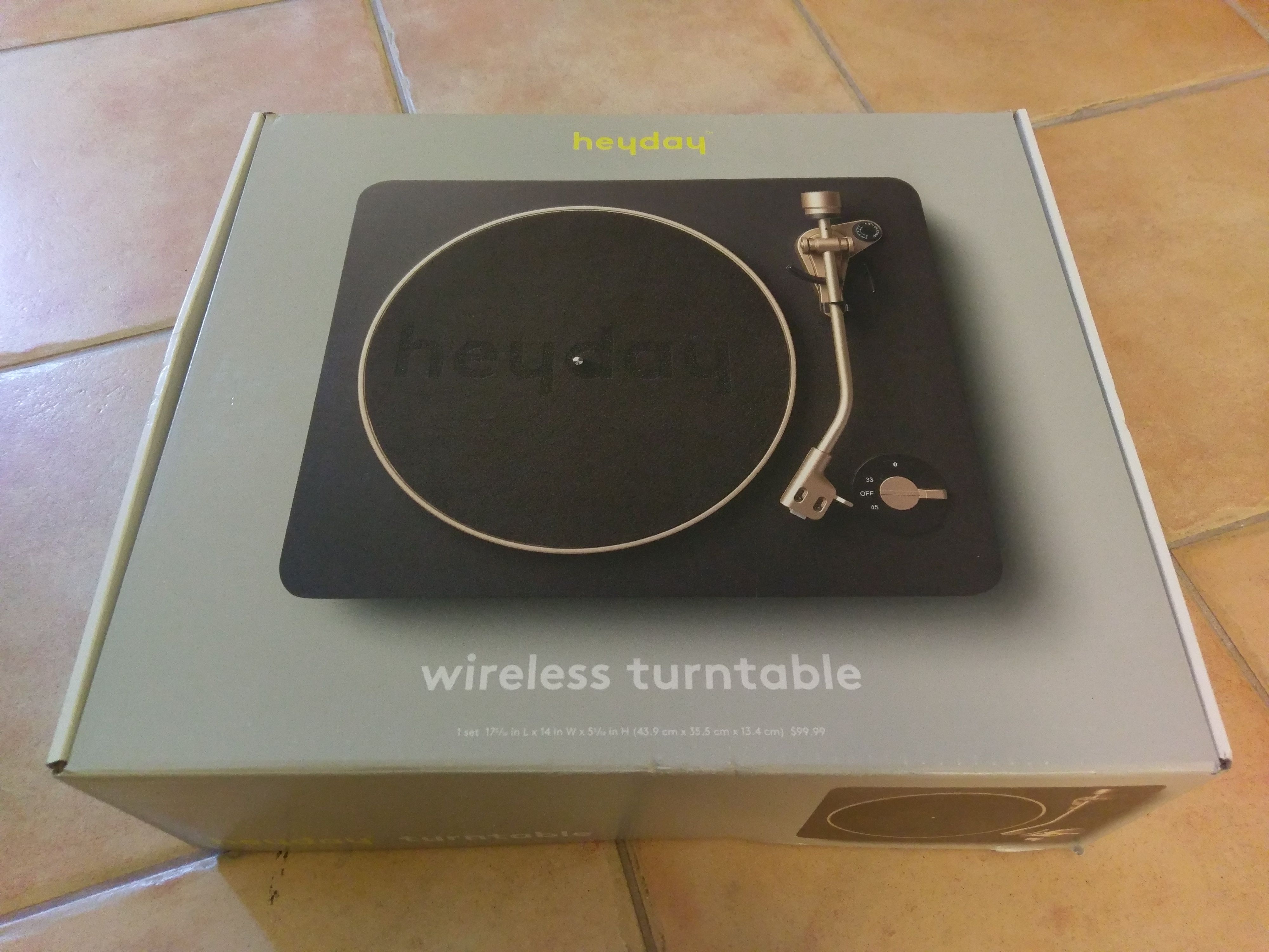Heyday Turntable | Reviews | Headphone Reviews and