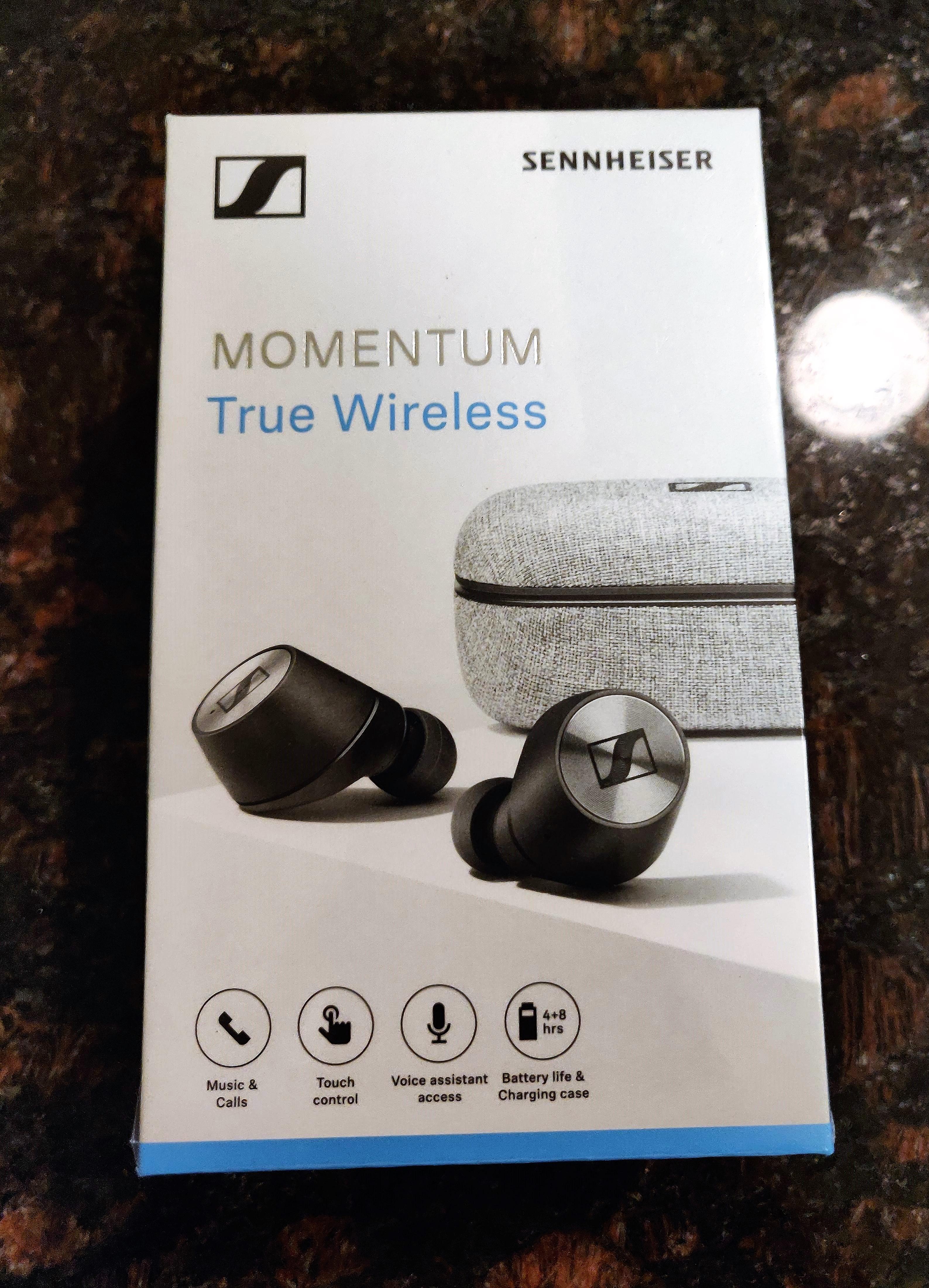 Sennheiser MOMENTUM True Wireless | Reviews | Headphone Reviews and